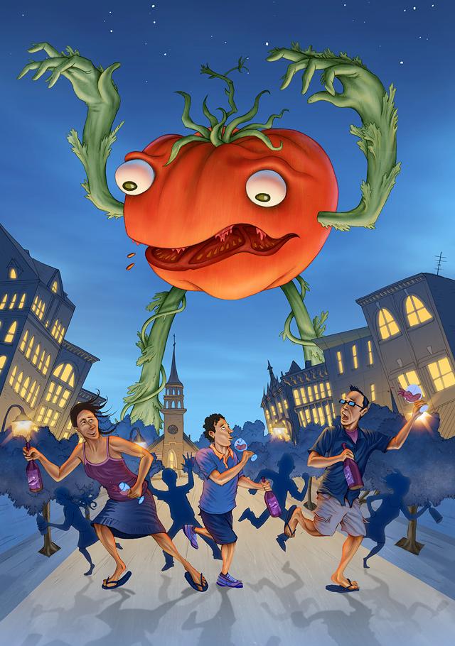 The Killer Tomato